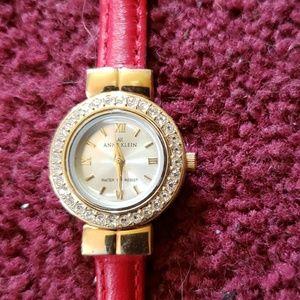 Like new Anne Klein watch